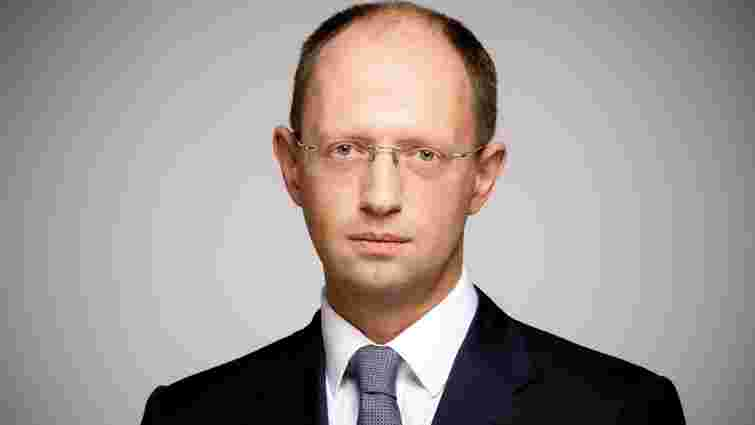 За 2014 рік Яценюк задекларував ₴1,15 млн доходів