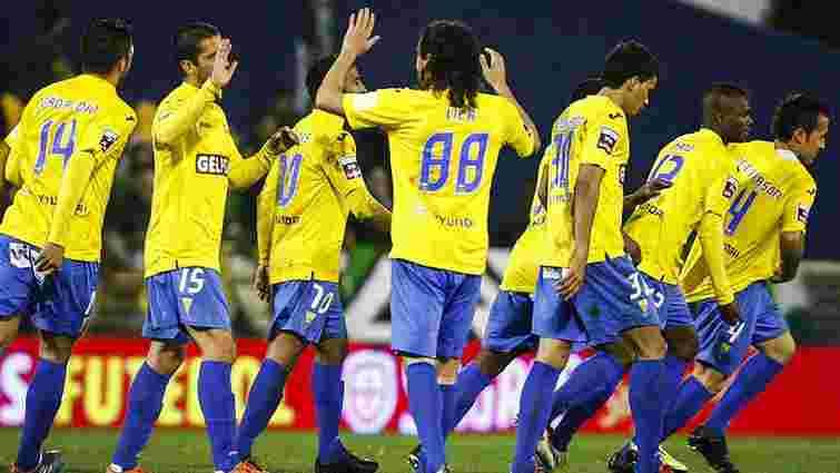 Українська компанія вклала €750 тис. у футбольний клуб в Португалії