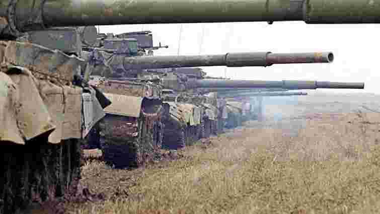 Бойовики на Донбасі мають майже 700 танків і 1 тис. ББМ, - полковник АТО