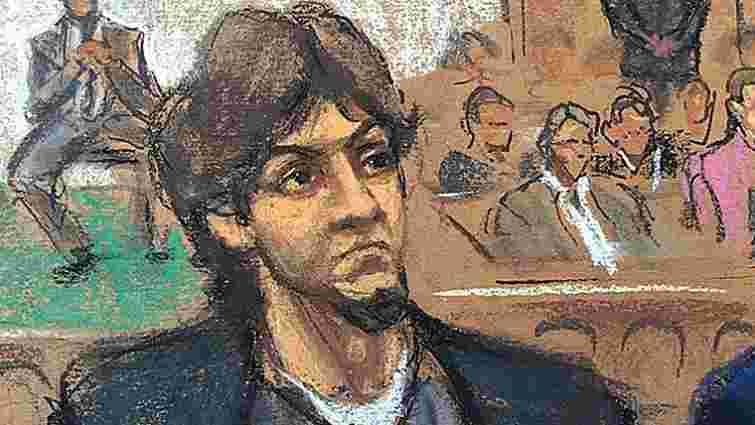 Царнаєва визнано винним у бостонських вибухах