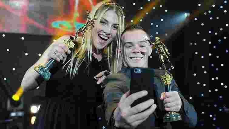 Ольга Харлан та Олег Вєрняєв стали кращими спортсменами року