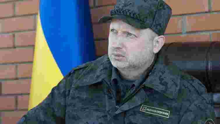 Україна створює систему аерокосмічної розвідки, – Турчинов