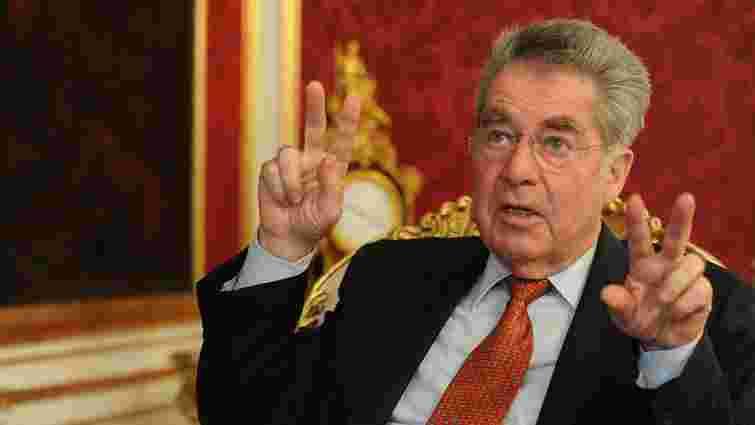 Президент Австрії не приїде до Москви на парад 9 травня