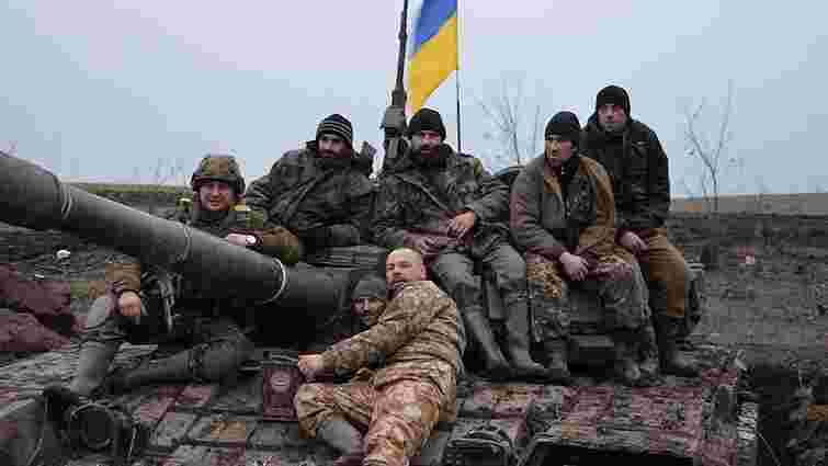 19 тис. українських військових отримали статус учасника бойових дій