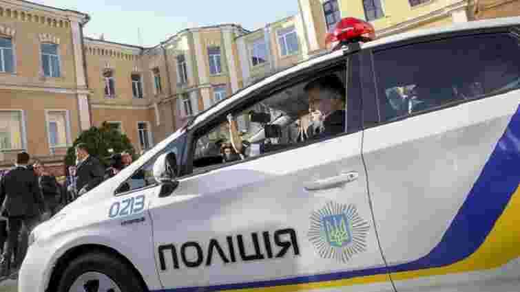 Порошенко подасть законопроект про Національну поліцію