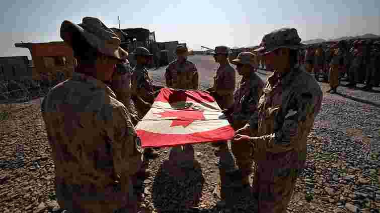 Канада найближчим часом відрядить до України військових інструкторів
