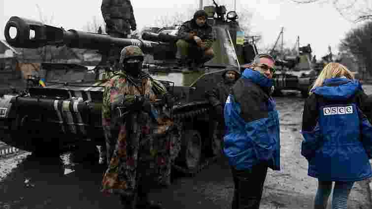 ОБСЄ: Бойовики не пускають спостерігачів до кордону з Росією