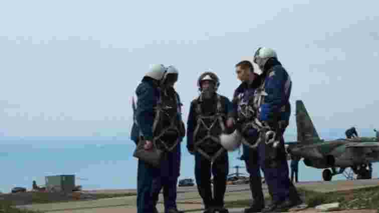 Росія почала масштабні навчання ВПС біля кордону з Україною