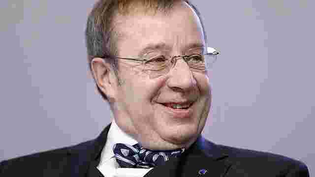 Президент Естонії закликав збільшити військовий контингент НАТО у своїй країні