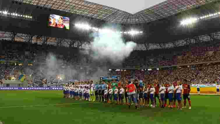 Стартував продаж квитків на матч «Шахтар» - «Динамо», який відбудеться на «Арені Львів»