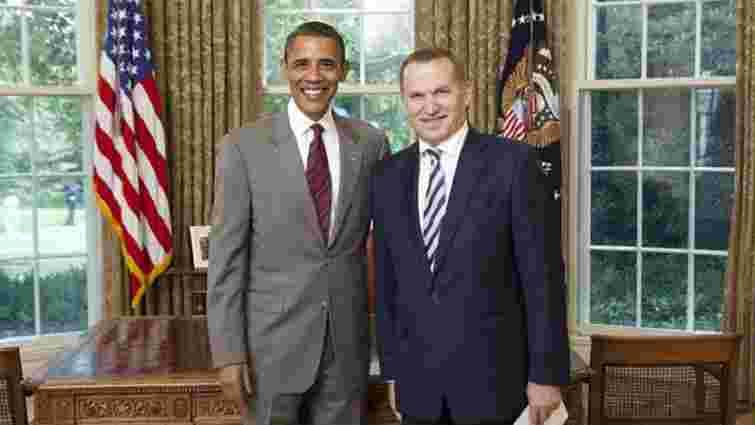 Порошенко змінив посла України у США