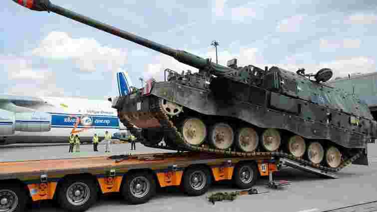 Німеччина продасть Литві самохідні гаубиці