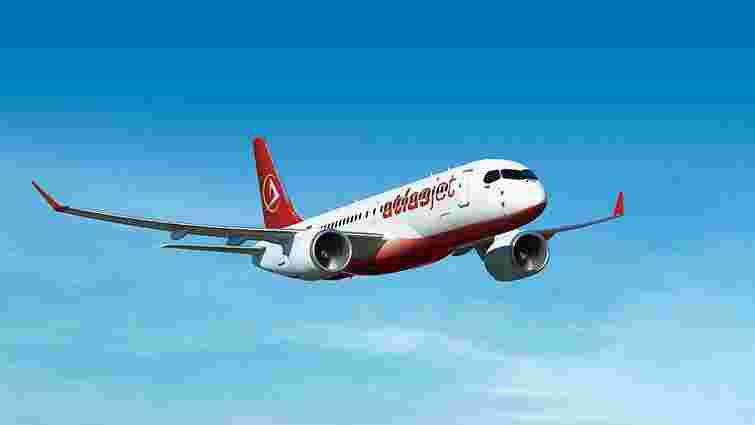 Аеропорт «Львів» став базовим летовищем турецької авіакомпанії Atlasjet