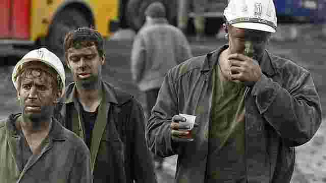 Опубліковано закон про виділення ₴400 млн на зарплати шахтарям