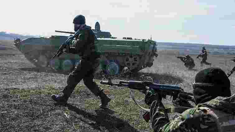 Військова розвідка підтвердила готовність бойовиків до наступу