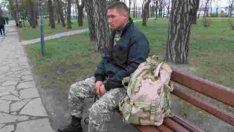 Військовий, що побував у полоні, розповів, як «Моторола» стратив «кіборга»