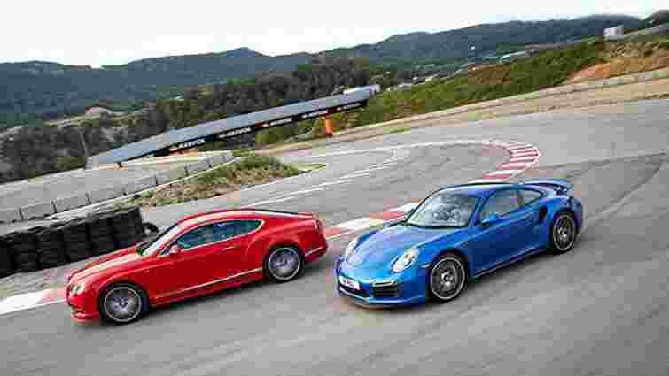 Bentley i Porsche виявилися найгіршими у рейтингу надійності автомобілів