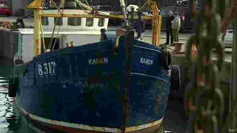 Британські моряки заявили, що російська субмарина ледь не потопила їхній корабель