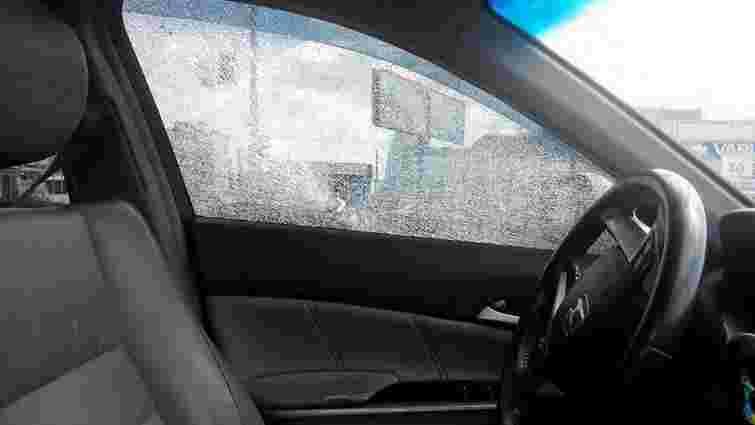 У Києві обстріляли авто заступника командира батальйону «Київ-1»