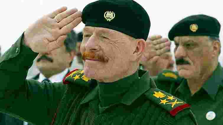 В Іраку під час військової операції загинув заступник Саддама Хусейна