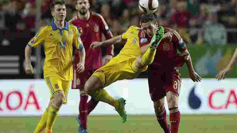 Збірна України зіграє з Грузією товариський матч в Австрії