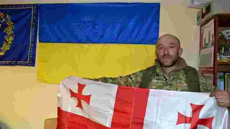Під Широкиним загинув грузинський боєць «Азова» Георгій Джанелідзе