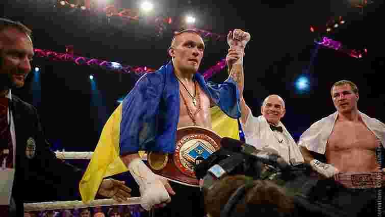Після перемоги над росіянином боксеру Усику хочуть заборонити в'їзд до Криму