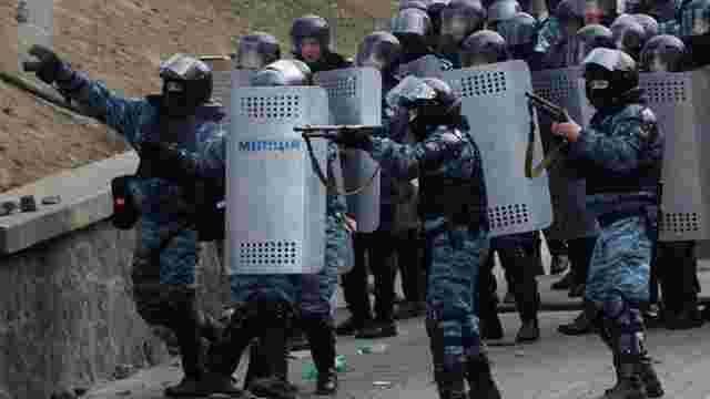 У Харкові затримали трьох екс-беркутівців, причетних до розстрілу майданівців