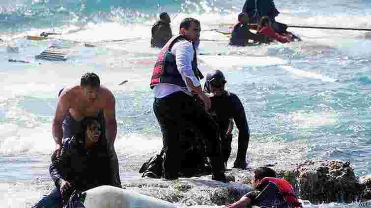 ЄС узгодив заходи з подолання кризи, спричиненої нелегальною міграцією через Середземномор'я