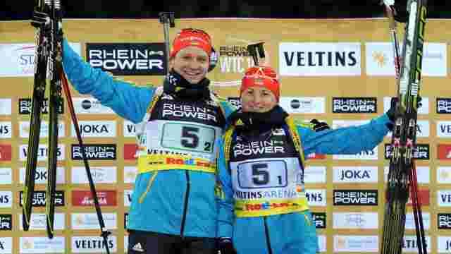 Валентина Семеренко та Сергій Семенов візьмуть участь у «Різдвяній гонці»