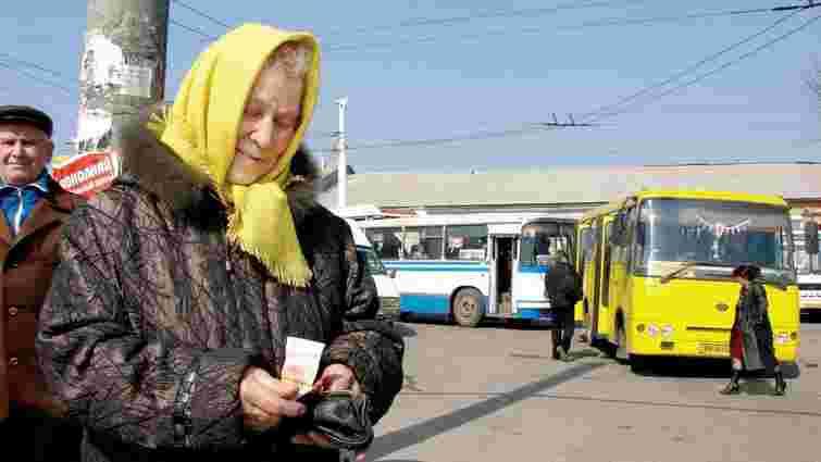 Представник Львівської міськради не з'явився на суд щодо скасування пільгових годин у маршрутках