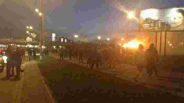 У Дарницькому районі Києва сталася масова бійка на будмайданчику