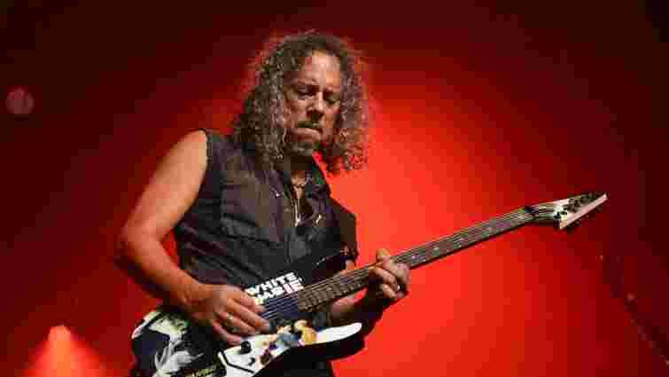 Гітарист Metallica загубив iPhone зі своїми новими партіями