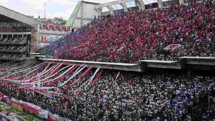 Невідомі обікрали базу еквадорського футбольного клубу і з'їли вечерю футболістів