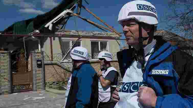 ОБСЄ: Бойовики ДНР заблокували роботу моніторингової місії у Широкиному
