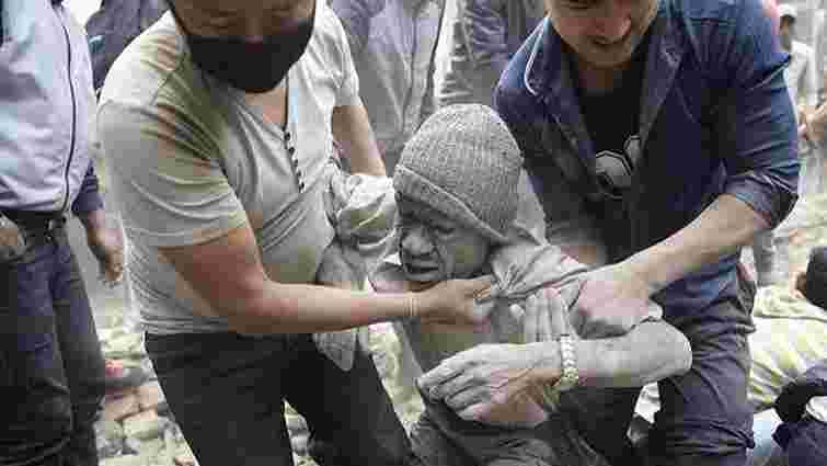 Через землетрус у Непалі оголосили надзвичайний стан