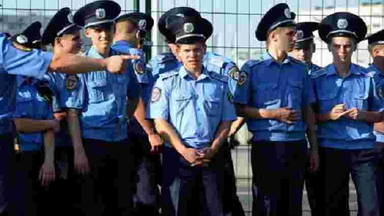Понад 1000 міліціонерів 26 квітня охоронятимуть футбольні матчі у Львові