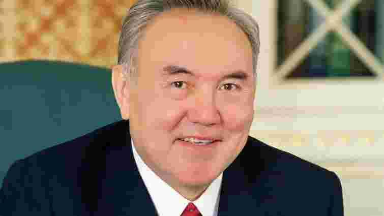 Назарбаєв отримав на виборах 97,7% голосів