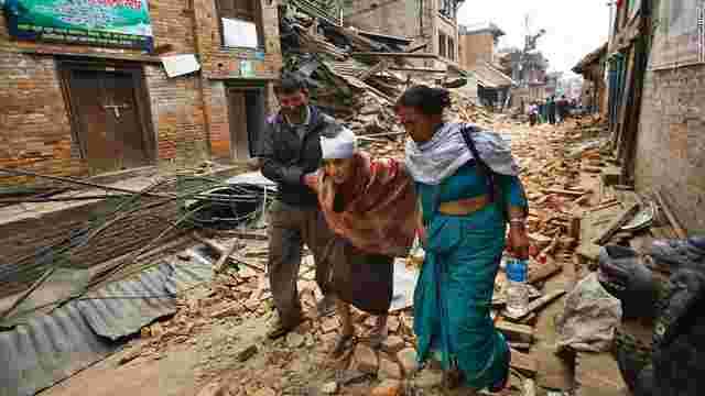 В Непалі – третій землетрус
