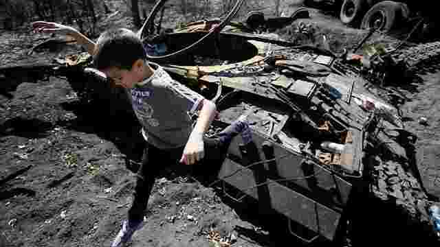 За час АТО на Донбасі близько 180 дітей отримали поранення, - Кулеба