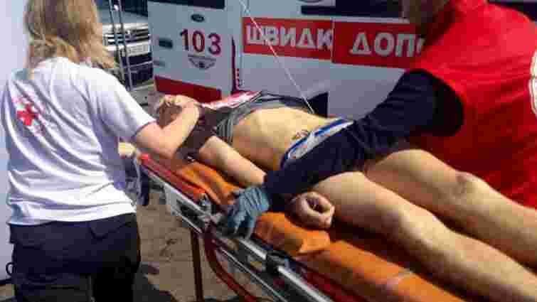 У померлого на київському напівмарафоні хлопця народилася донька