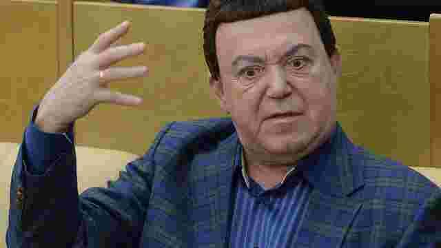Кобзон поскаржився на санкції