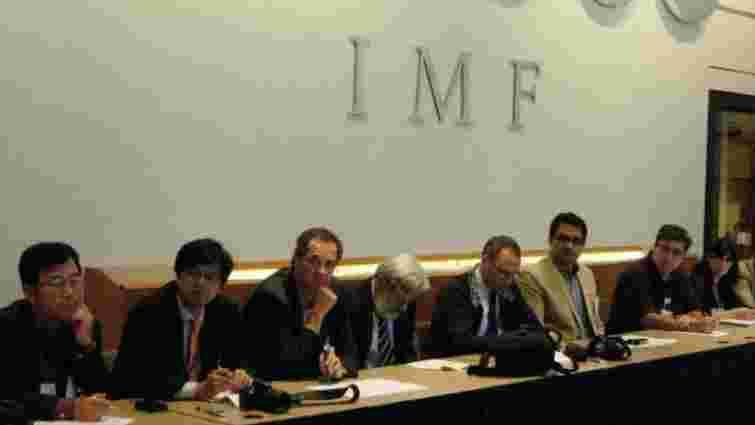 Місія МВФ почала роботу в Україні, – ЗМІ