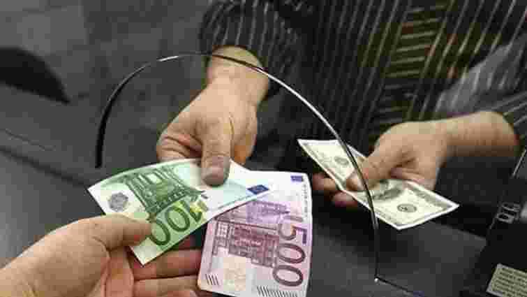 Парламент скасував військовий збір з валютообмінних операцій