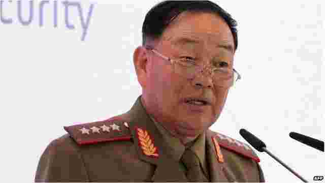 Південнокорейська розвідка повідомила про розстріл міністра оборони КНДР