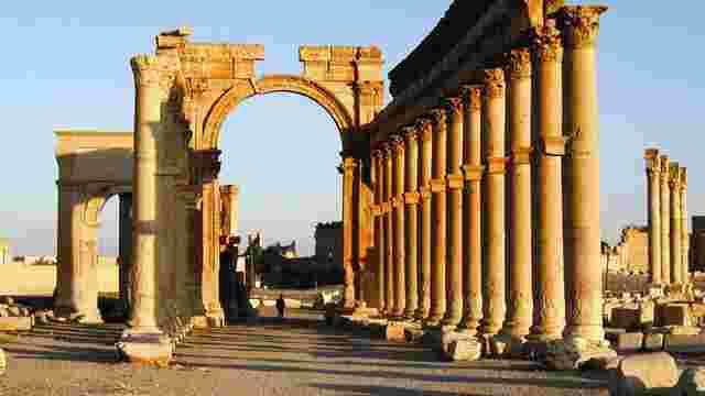 «Ісламська держава» продає артефакти Пальміри