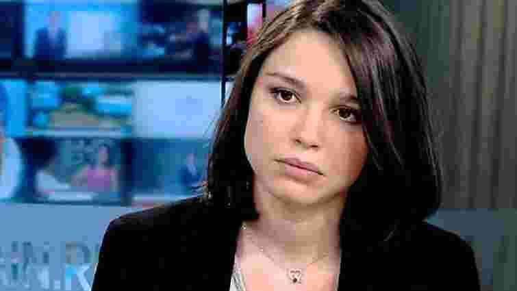 Донька Нємцова закликала ЄС ввести санкції проти керівників російських телеканалів