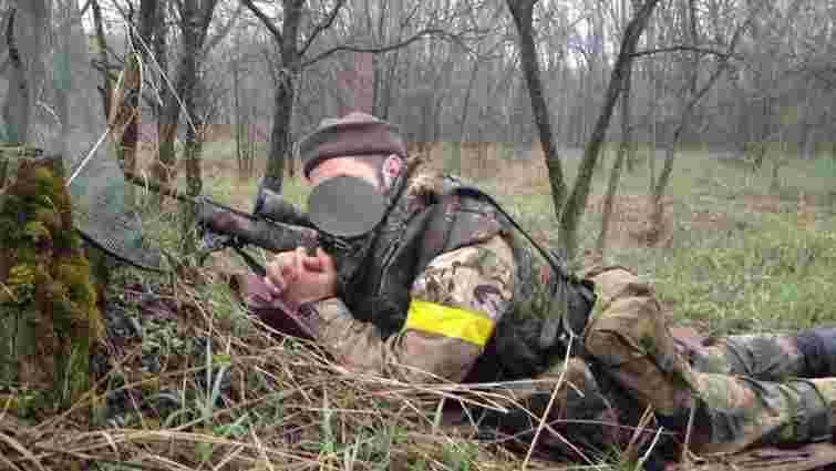 Розвідникам з батальйону «Золоті ворота» потрібен тепловізійний приціл для боротьби з ДРГ ворога