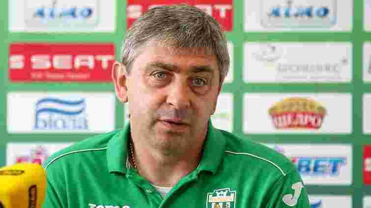 Екс-тренер «Карпат» може стати новим наставником «Металіста»