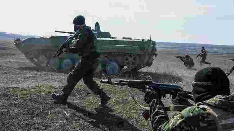 28-а бригада зупинила наступ бойовиків під Мар'їнкою
